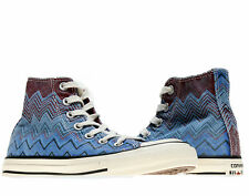 Converse Chuck Taylor All Star Washed Canvas Ocean High Top Sneakers 147248C