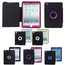 Custodia Smart in Pelle PU Supporto Cover Magnetico per iPad 2 3 4/Mini /Air 2