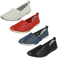 mujer Down To Earth Zapatos Casual Sin Cordones f80206