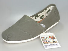Toms Scarpe CLASSIC SLIP ON OLIVA casual Pantofola + NUOVO + .