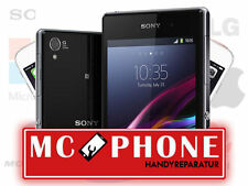 Handy Reparatur- Sony Xperia Z1 LCD-Display Touchscreen Ladebuchse Kamera WLAN