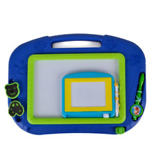 2 Pieces Magnetic Drawing Board - Erasable Doodle Sketch for Toddler Step by Ste