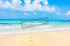 "Bild auf Forex: ""Beautiful tropical beach and sea landscape -Boost up color ..."""