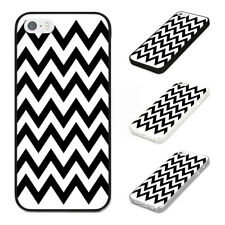 TRENDY FUNKY ZIG ZAG PATTERN Rubber Phone Case Cover Fits Iphone Models