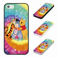 TRENDY TIE DYE WINNIE THE POOH DISNEY Rubber Phone Case Cover Fits Iphone Models