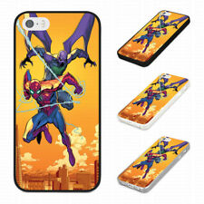 MARVEL PARKER INDUSTRIES SPIDERMAN Rubber Phone Case Cover Fits Iphone Models
