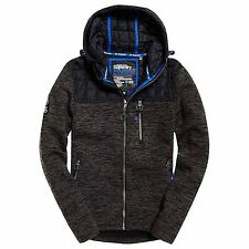 CHAQUETA SUPERDRY MOUNTAIN ACOLCHADA ZIPHOOD
