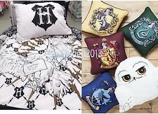 Harry Potter Hedwig Bedding Duvet Cover Set OR Cushions BNWT REVERSIBLE