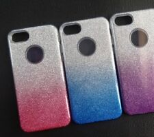 Sparkle 3 Layer Hybrid Shockproof Flexible Back Case Cover For Apple iPhone 7
