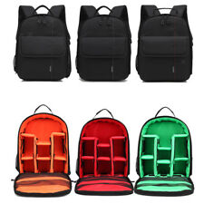 Protective Waterproof Case Shoulder Bag Backpack for Canon Nikon DSLR Camera