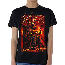 SLAYER - GOAT SKULL T-SHIRT