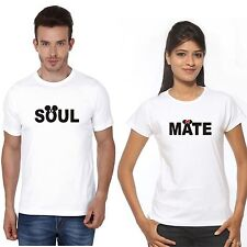 Couple T Shirt Soul Mate Miky Mini For Hot & Sexy Couples Crazy in Love