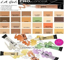L.A. Girl HD PRO Concealers Correctors -100% Authentic - UK Seller
