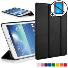 SAMSUNG GALAXY TAB 3 8.0 Smart Cover con custodia in pelle Stand Stamp PROT