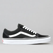 Vans Old Skool Classic Schuhe - unisex Skate Sneaker - Old School - black white