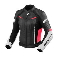 NEW Revit Ladies Xena 2 Leather Motorcycle Sports Jacket