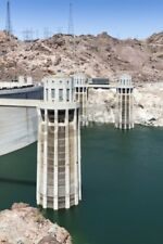 "Bildmotiv ""Hoover Dam, Boulder Dam, Arizona, Nevada, USA"""