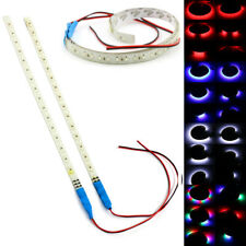 2x30CM 32 Led Knight Rider Flash Strobe Scanner Strip Light DIY Lamp Flexible BB