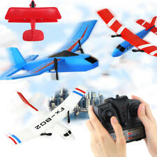 FX-808 807 802 805 Helicopter Plane Glider EPP Fixed-wing Airplane 2CH 2.4G RC