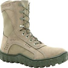 Rocky S2V Steel Toe Tactical Military Boot Sage Green USA Made
