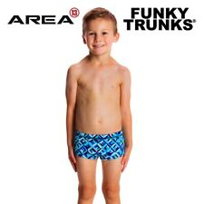 620238cc7 FUNKY TRUNKS TODDLER BOYS ICE ATTACK PRINTED TRUNKS SWIMMING