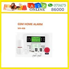 Security System Wireless GSM Autodial Home House Office Burglar Intruder Alarm #