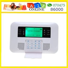 Wireless GSM Alarm System 315 MHz Home Burglar Security Alarm System #