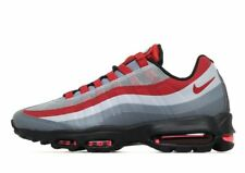 Nike Air Max 95 Ultra Essential, Men's Trainer (Variable Sizes) Red/Grey BNIB