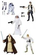 Star Wars Black Series Actionfiguren 15 cm 40th Anniversary Wave 1 Sortiment