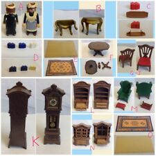 PLAYMOBIL 5320 DINING RM Victorian Mansion Dollhouse 5300 Mini Furniture CHOOSE