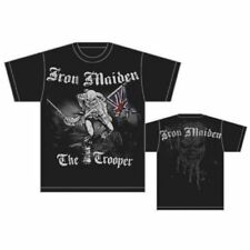 IRON MAIDEN - SKETCHED TROOPER T-SHIRT