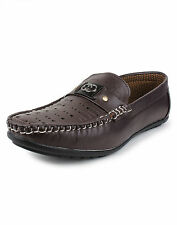 Inure Brown Casual Loafers For Men Art No030