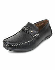 Inure Black Casual Loafers For Men Art No030
