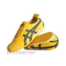 Onitsuka Tiger Mexico 66 DL408 0490 EB Herren Schuhe Sneakers gelb casual