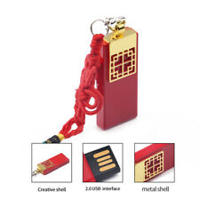 Usb Pendrive Memoria Flash Unidad Stick Forma Chinese Knot Compatible con PC