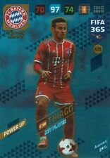 PANINI FIFA 365 ADRENALYN 2018 Llave player thiago N º 428