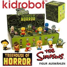 Kidrobot - The Simpsons - TREEHOUSE OF HORROR - Figura a elegir - NUEVO