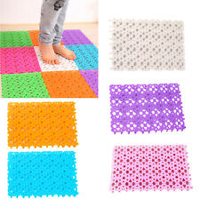 Non-Slip PVC Mat with Suction for Bathroom Bath Shower Tub Kitchen Wet Floors