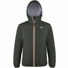 K-WAY LE VRAI 3.0 CLAUDETTE ORSETTO GIACCA DONNA RIPSTOP Nuovo KWAY 890wofxrtr