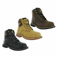 Herren Stiefel Cat Caterpillar Colorado P713690 Schuhe Boots shelter Wildleder