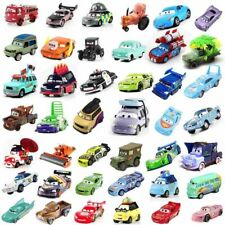Pixar Disney Cars Metal NO.95 86 Car Frank Harvester Diecast Kid Toy Collection