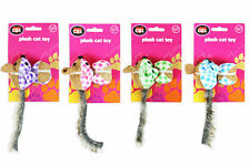 Cat Toy with Cat Nip Pack of Catnip Toy Mouse Interactive Pet Toys Kitten Play