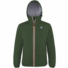K-WAY LE VRAI 3.0 CLAUDETTE ORSETTO Giacca DONNA Ripstop Nuovo KWAY D05fr