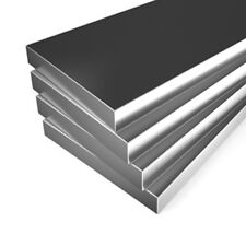 """Stainless Steel FLAT BAR All Sizes & Lengths 1/2"""" 1"""" 25mm 30mm 50mm 75mm 100mm"""