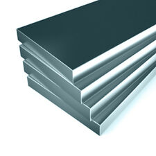 Aluminium Flat Bar / Plate widths from ALL SIZES AND  LENGTHS ! UP TO 3000mm
