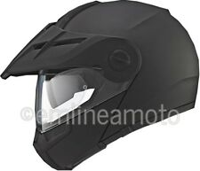 Casco Abatible Off-Road Schuberth E1 Matt Black