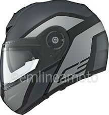 Casco Abatible Schuberth C3 PRO Observer Grey