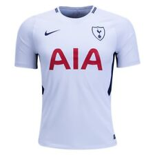 Nike 2017/18 Tottenham Hotspur Spurs Home Junior Kids Football Kit Shirt White