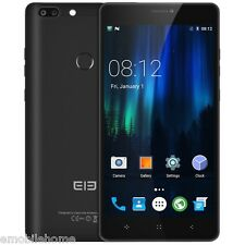 "Negro Elephone C1 MAX 4g PHABLET 6.0"" Android 7.0 Quad-core 2+ 32g Libre 13mp"