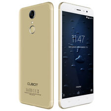 """oro / Negro CUBOT NOTE PLUS 4g Smartphone 5.2"""" Android 7.0 3g+ 32gb 13mp Libre"""